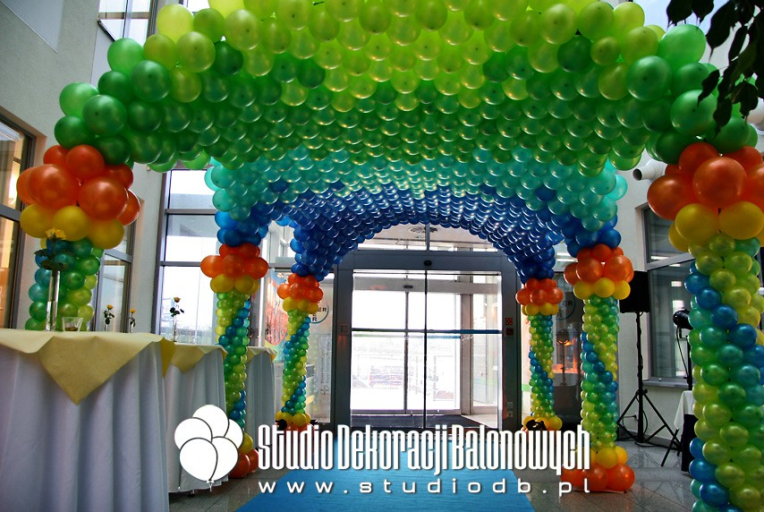 Bramy balonowe