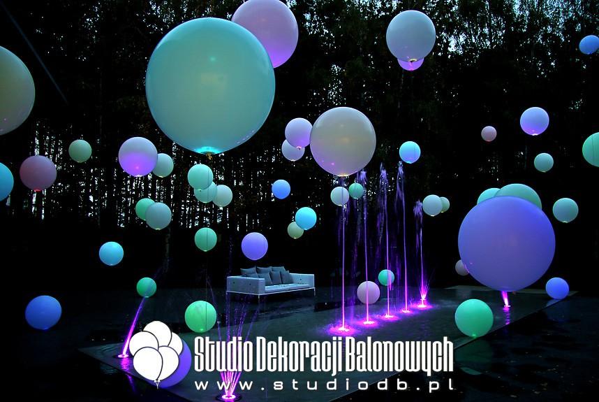 Balony LED i Wybuchowe